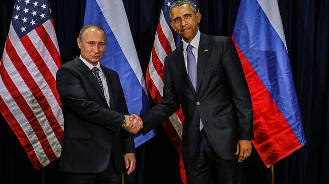 Ruský prezident Vladimir Putin a jeho americký protějšek Barack Obama řešili nejen Sýrii, ale i krizi na Ukrajině