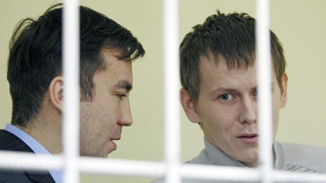 Na Ukrajině začal soud se dvěma ruskými vojáky zajatými na východě země