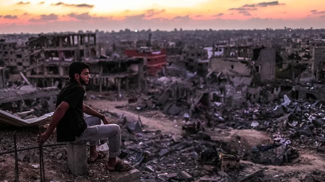 Zoufalství žene často mladé Palestince z Pásma Gazy k sebevraždám (ilustrační snímek)