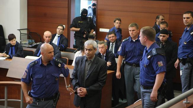 Obžalovaní z útoku v Novém Boru před soudem