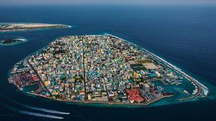 Hlavní město Malediv Malé