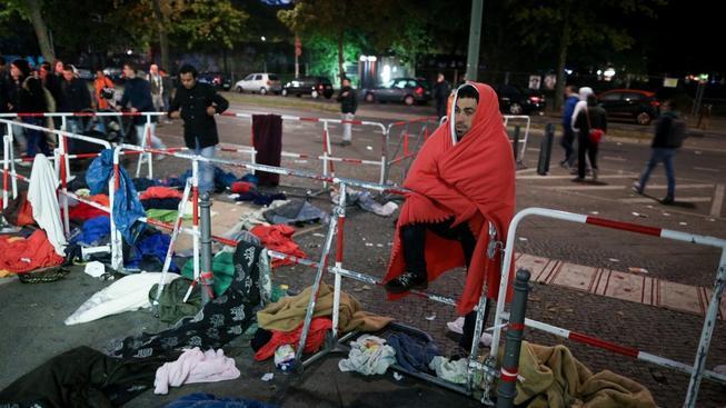 Německá vláda očekává, že celkem za letošní rok dorazí do země 800 tisíc žadatelů o azyl