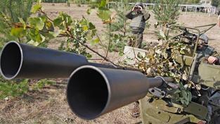 Na Ukrajině se chystá další fáze stahování zbraní z východní fronty (ilustrační snímek)