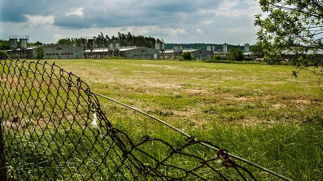 Vepřín vznikl na místě koncentračního romského tábora