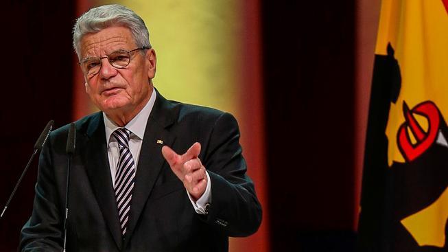 Podle Gaucka potrvá několik generací, než se uprchlíci začlení do německé společnosti