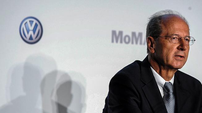 Pötsch byl dosud finančním ředitelem Volkswagenu