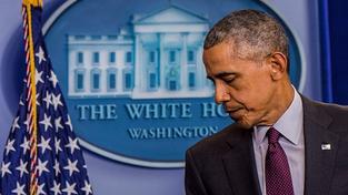 Americký  prezident Obama se neomlouval úplně poprvé