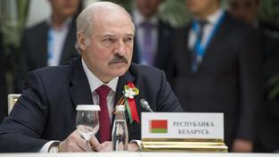 Běloruský prezident Alexandr Lukašenko je u moci již 21 let
