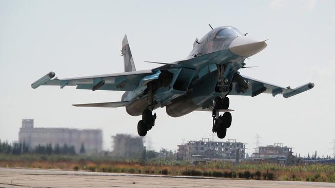 Cílem ruských náletů v Sýrii je upevnění režimu Bašára Asada