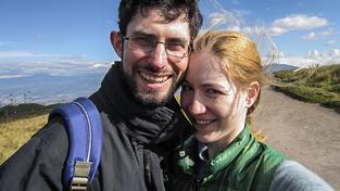 Jeff Kaufman a Julia Wiseová
