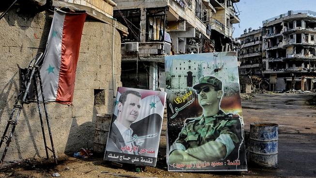 Allepo bývalo co do počtu obyvatel největším syrským městem. Nyní je prakticky v troskách