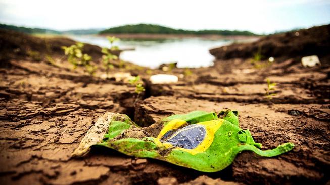 Sucha trápí celý stát Sao Paolo