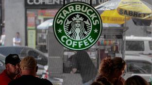 Starbucks může dostat pokutu, a to nikoli nezanedbatelnou. Ilustrační snímek