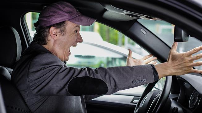 Konec nadávek v ruských autech (ilustrační snímek)
