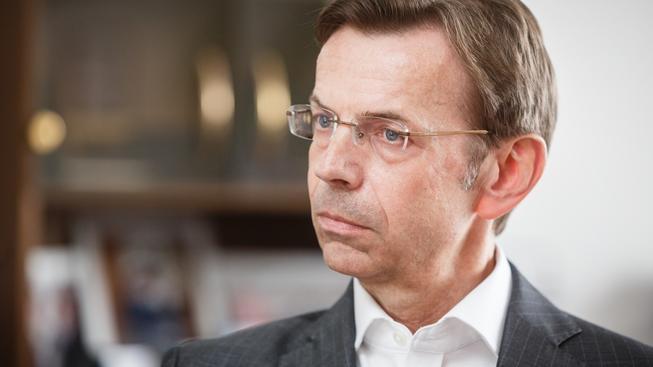 Náměstek policejního prezidenta Zdeněk Laube