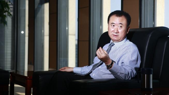 Nejbohatší Číňan Wang Ťien-lin, předseda společnosti Wanda Group