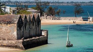Ostrov Mozambik