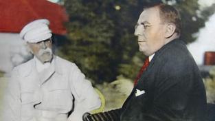 Masaryk a Čermák
