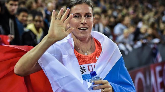 Zuzana Hejnová je favoritkou ankety Atlet roku 2015