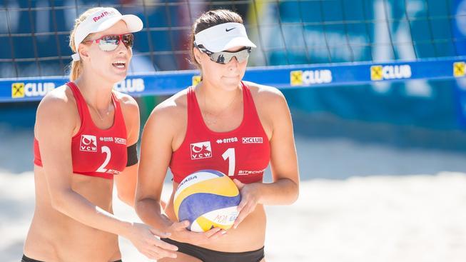 Markéta Sluková a Barbora Hermannová si do Turecka přivezly skvělou formu