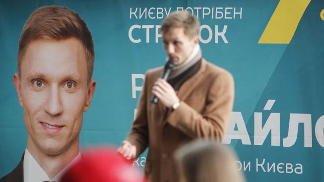Ukrajinci volí v komunálních volbách zastupitele ve více než 10 tisících obcích