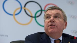 Předseda Mezinárodního olympijského výboru Thomas Bach
