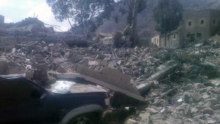 Nemocnice Lékařů bez hranic se v Jemenu stala cílem náletů arabské koalice