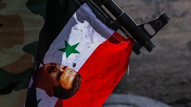 Syrský prezident Bašár Asad obvinil Západ z podpory teroristických skupin