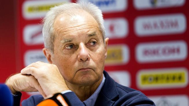 Spolumajitel fotbalové Slavie Jiří Šimáně