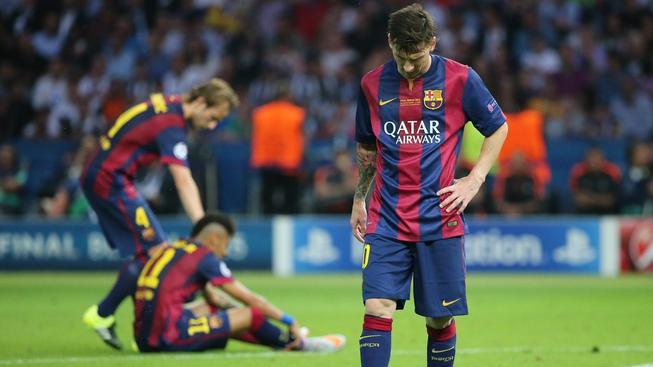 Lionel Messi vyhrál s Barcelonou 25 trofejí