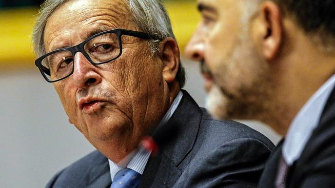 Junckerovy rty jsou k líbání vždy připraveny