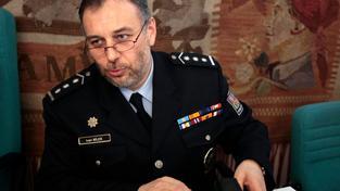 Nyní již bývalý šéf Generální inspekce bezpečnostních sborů (GIBS) Ivan Bílek
