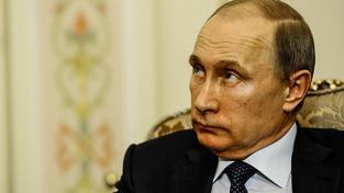 Vladimir Putin, letošní 'vládce planety' podle Forbesu