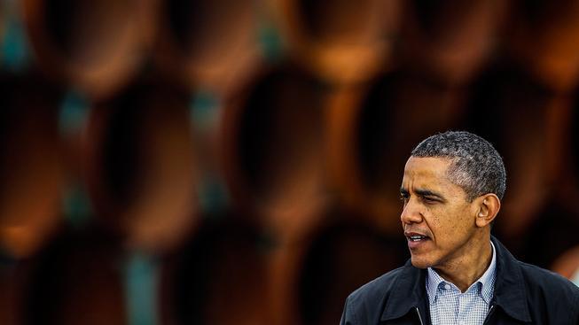 """Obama nakonec dal přednost ekologii před """"špinavou"""" kanadskou ropou"""