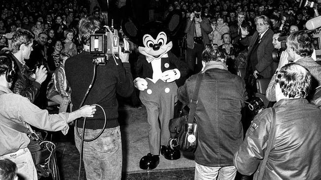 Mickey Mouse je v USA dlouholetá celebrita. Kolik hlasů asi dostane tentokrát?
