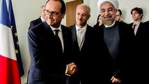 Francie zrušila recepci s íránským prezidentem. Nemohla by podávat víno