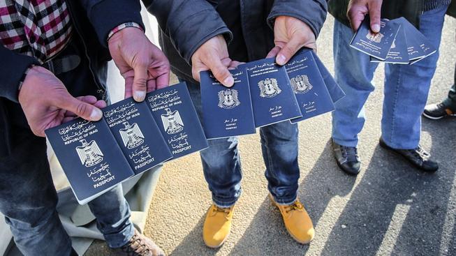 Podle německých tajných služeb nejsou kontroly uprchlíků dostatečné