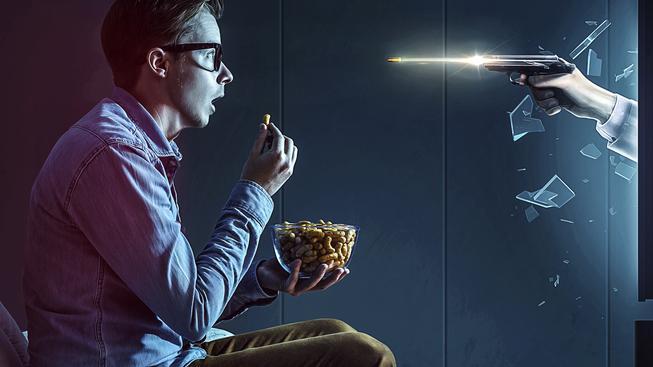 Televize je nebezpečnější, než vypadá