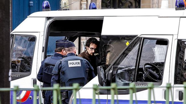 Francouzská policie po útocích v Paříži. Ilustrační snímek