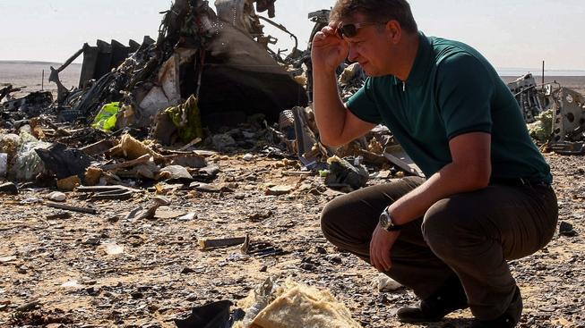 Ruská FSB potvrdila, že v airbusu vybuchla bomba
