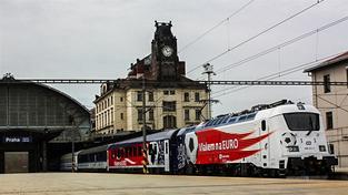 Jedenáctá vyrobená lokomotiva 380