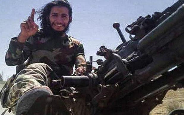 Nejhledanější terorista ve Francii