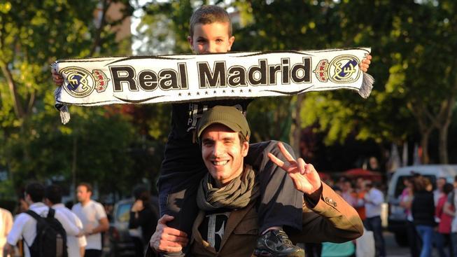 Santiago Bernabéu pojme až 81 000 fanoušků