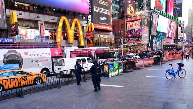 Centrem dalšího atentátu má být podle videa Islámského státu New York