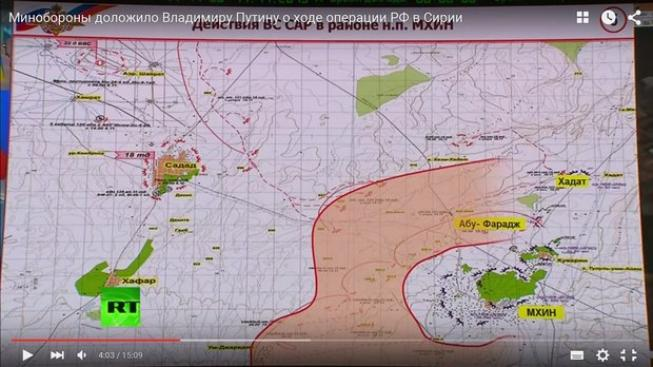 Rusko má prý na území Sýrie i pozemní síly