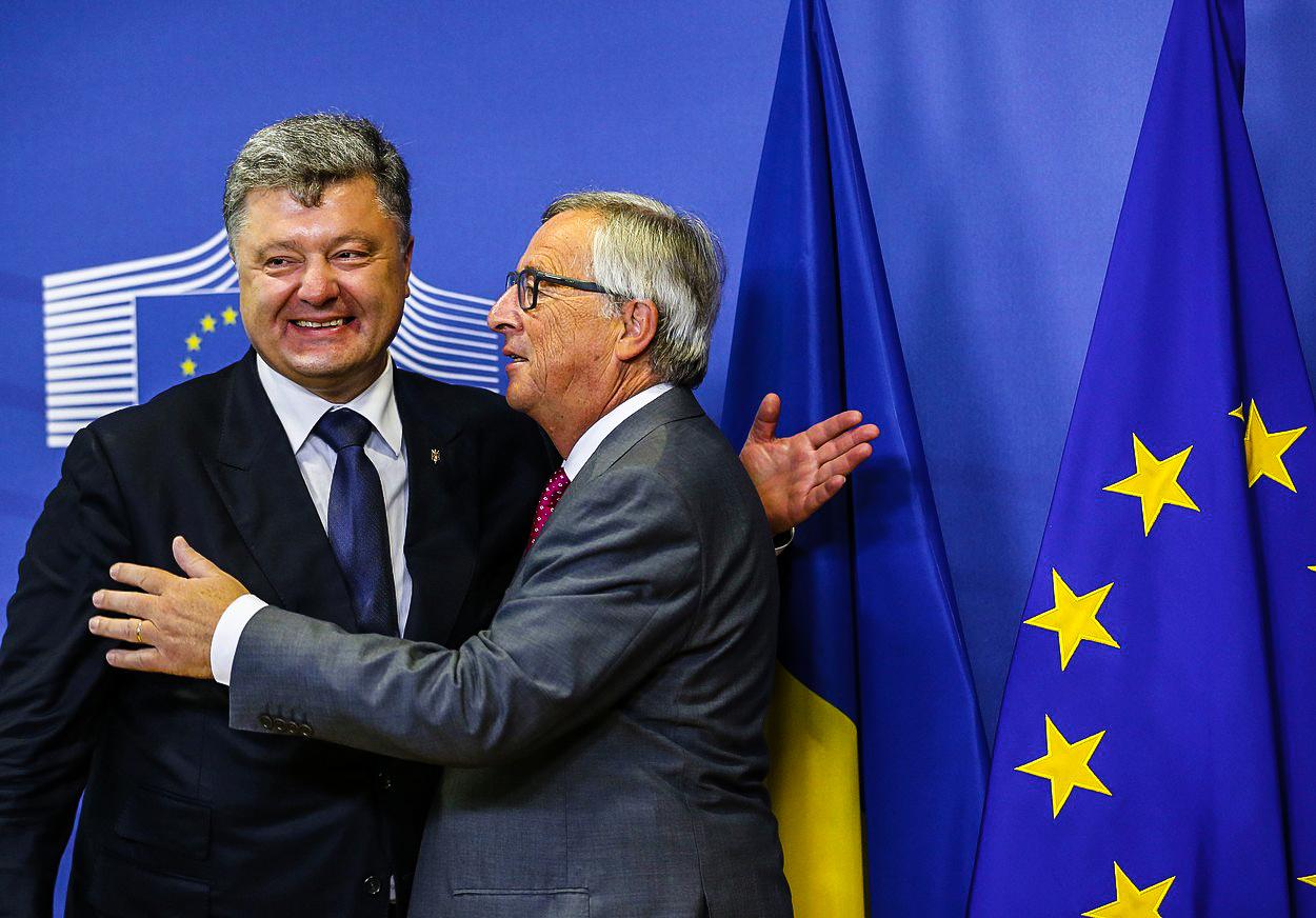 EU ratifikovala asociační dohodu, hlásí Ukrajinci. Dva roky od Majdanu