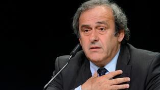 Michel Platini nejspíš nebude připuštěn k volbám nového předsedy FIFA
