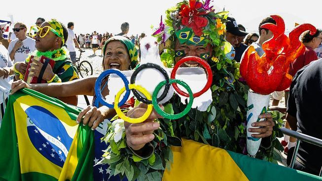 Olympijské hry v Rio de Janeiru odstartují 5. srpna 2016