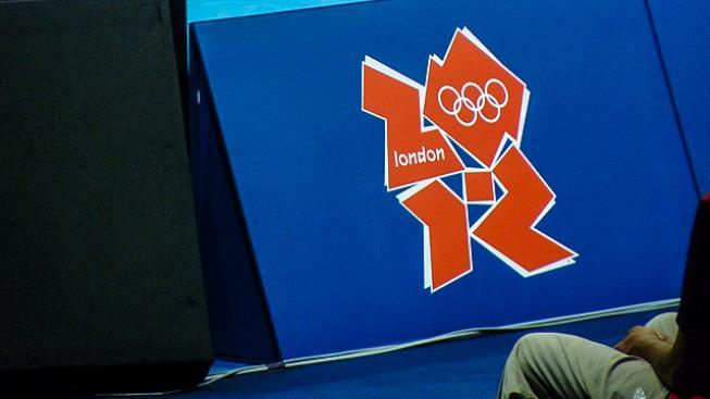 Logo olympiády v Londýně