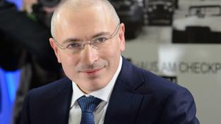 Bývalý ruský ologarcha Michail Chodorkovskij